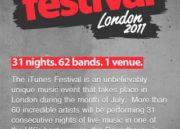 Disfruta de conciertos gratis todo el mes de julio: iTunes Festival 2011 44