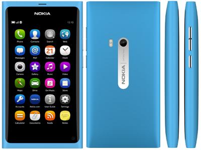Nokia N9 disfruta de la cámara más rápida del mercado smartphone