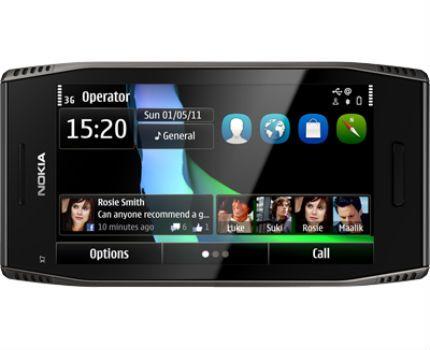 Nokia X7, diseñado para jugar