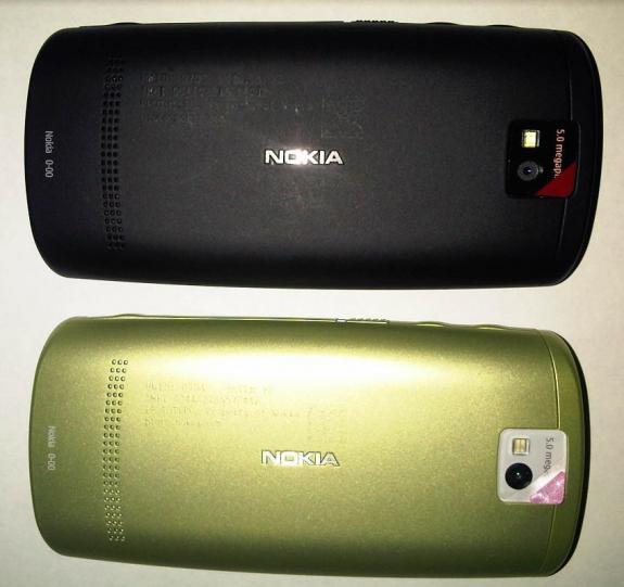 Nokia prepara nuevo modelo Symbian, Nokia N5 (filtración) 29