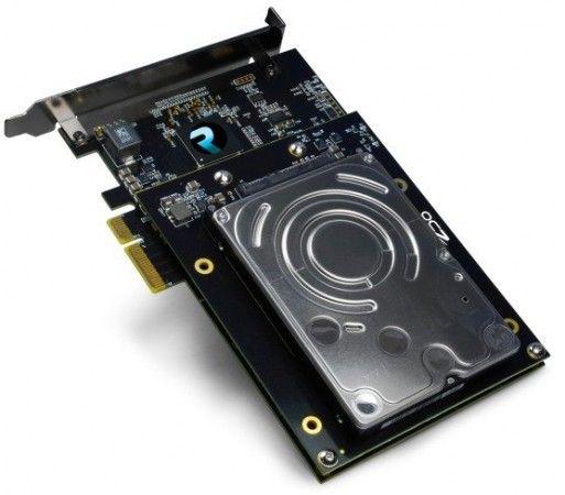 OCZ RevoDrive Hybrid, el equilibrio perfecto entre SSD