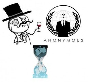 Lulzsec y Anonymous aúnan fuerzas: Operation Anti-Security