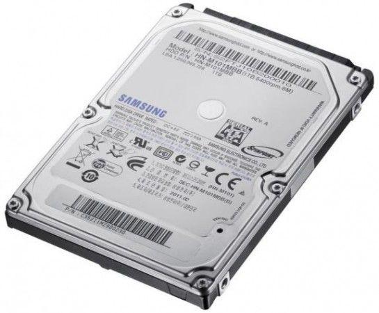 Samsung lanza el primer disco duro 2,5 pulgadas de 1 Tbyte SpinPoint M8
