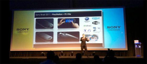 Skype llegará en la nueva consola Sony PS Vita