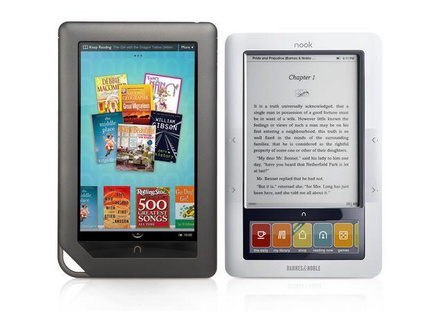 Los lectores de e-books crecen más que los tablets 30