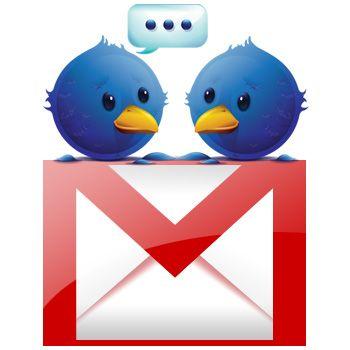 varios twitter gmail Utiliza Twitter en Gmail gracias al plugin Rapportive