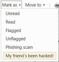 Hotmail: avisa del hackeo de email si te llega spam desde la cuenta de un amigo 32