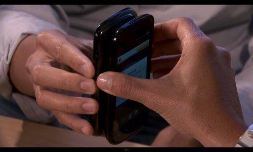 Nexus S pago NFC PayPal