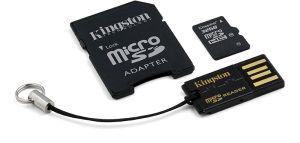 Kingston microSDHC Class 10