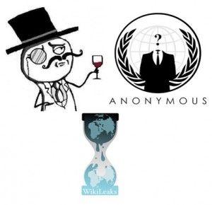 Anonymous y LulzSec llaman al boicot de PayPal