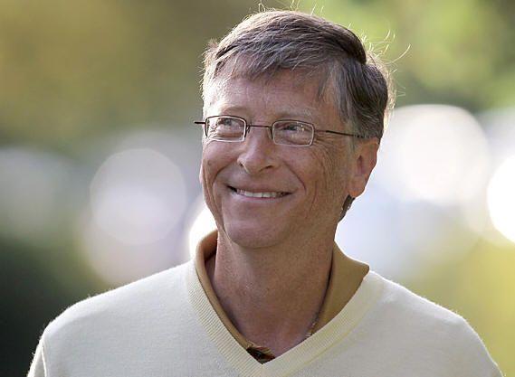 Bill Gates pretende reinventar el inodoro 29