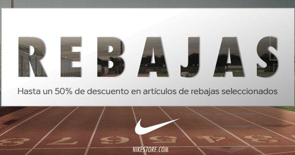 Las Rebajas llegan a la tienda on-line Nike, hasta un 50% de descuento