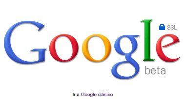 Google y el cifrado SSL en su buscador