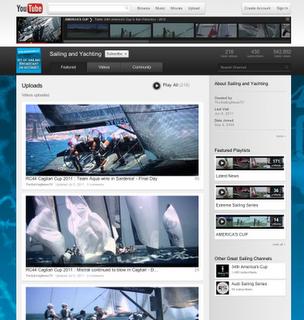 Google sigue con el cambio de look, llega a YouTube Cosmic Panda 31