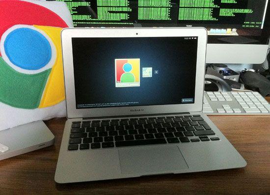 Chromium-OS-en-MacBook-Air