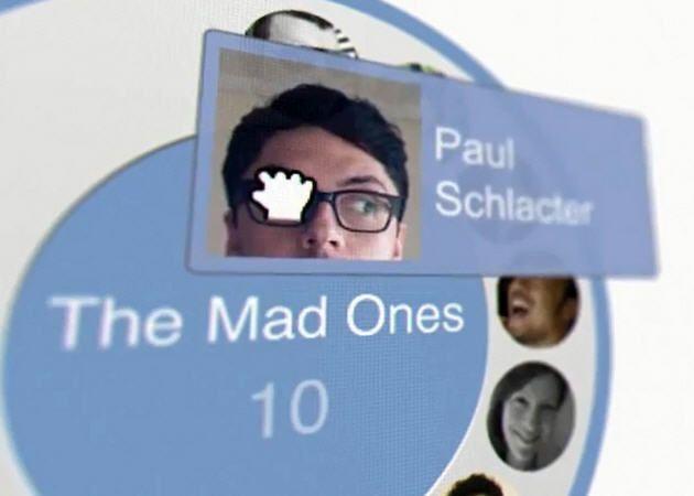"""Ingenieros de Facebook copian los """"círculos"""" de Google+"""