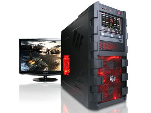 CyberPower ofrece PCs de sobremesa con las APU serie A AMD