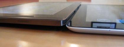 Eee Pad vs iPad 2