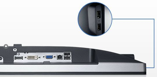Dell UltraSharp U2412M 34