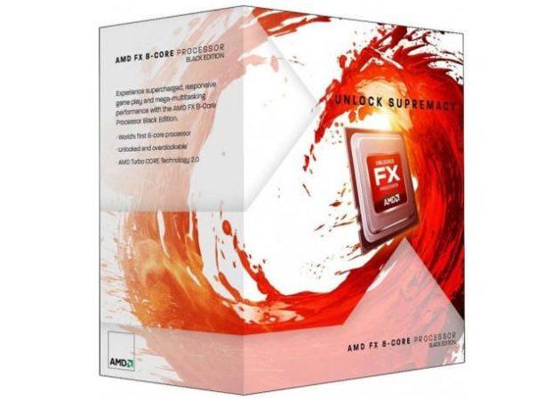 AMD FX-Bulldozer de ocho núcleos a 5,1 GHz