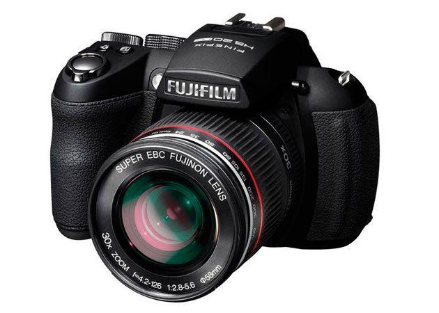 Análisis Fujifilm FinePix HS20EXR