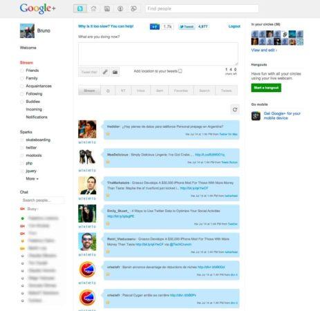 Las 5 mejores extensiones de Chrome para Google+ 32