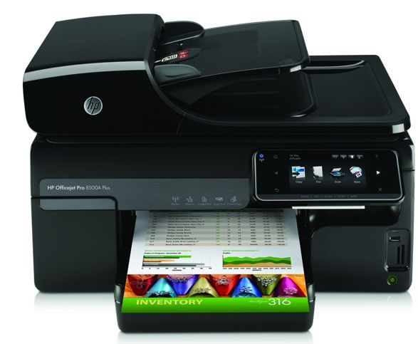 HP OfficeJet PRO 8500A Plus, un multifunción para usuarios exigentes