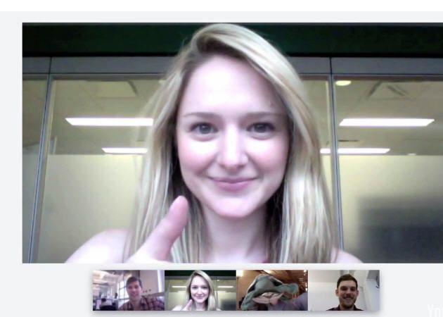Google quiere que todo el mundo use Hangouts (Quedadas)