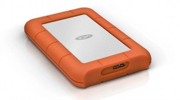 LaCie Rugged Mini, el disco duro USB 3.0 más pequeño y resistente