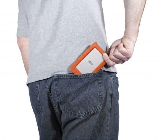 LaCie Rugged Mini, el disco duro USB 3.0 más pequeño y resistente 37