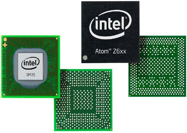 Intel Atom Z690, nuevo micro para tablets