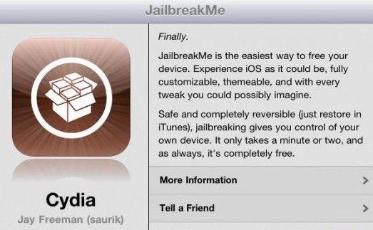 Finalmente JailbreakMe 3.0 llegará mañana, confirmación de Comex