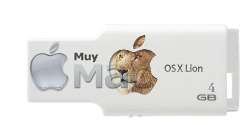 Lion USB Crea un Pendrive USB con Lion listo para instalar