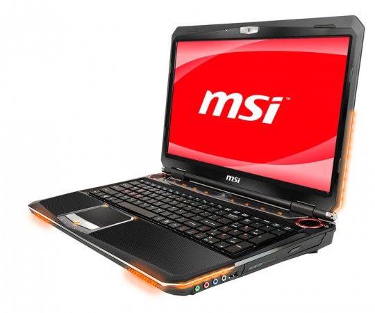 MSI GT680 R, portátil gamer a precio razonable