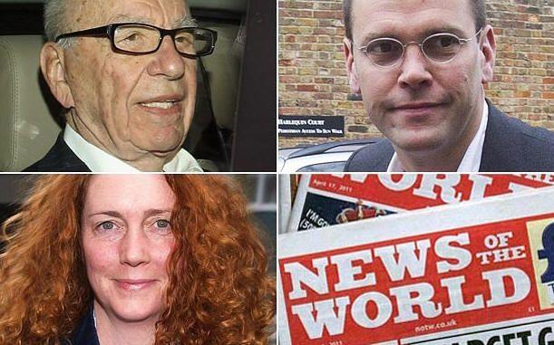 Murdoch se queda sin BSkyB por el escandalazo del espionaje de sus medios