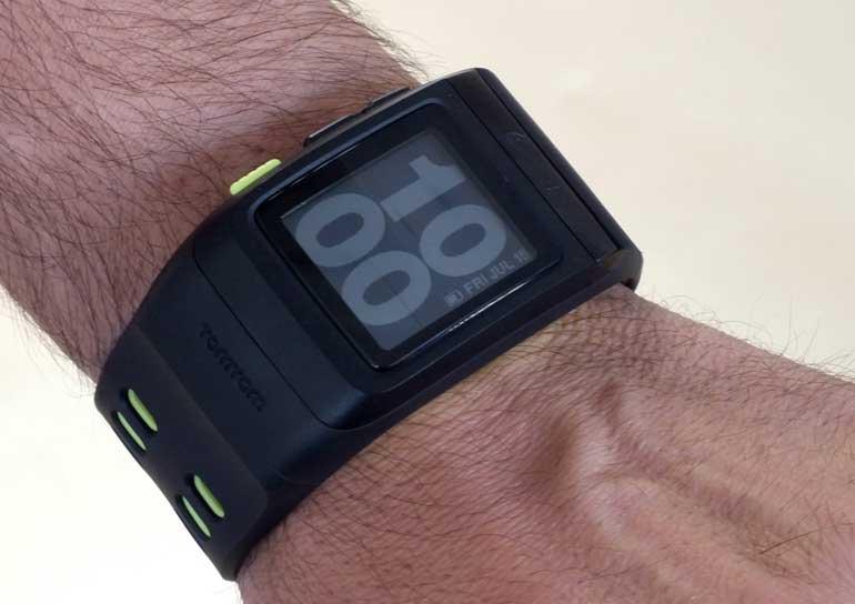 Espolvorear salario Hipócrita  Reloj Nike+ SportWatch GPS - MuyComputer