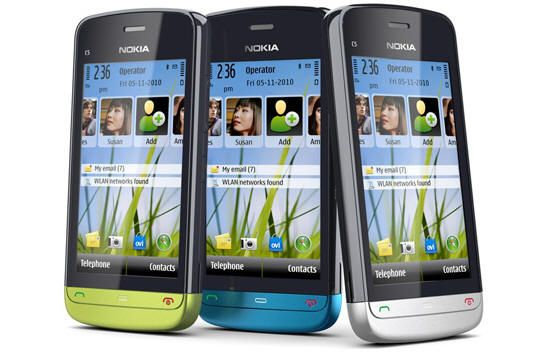 Nokia baja precios de smartphones en Europa