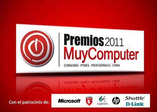 Elige a los mejores del año en los Premios MuyComputer 2011