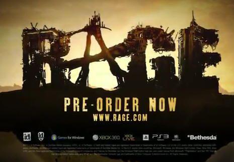 RAGE – The Arsenal, nuevo vídeo del esperado shooter de iD