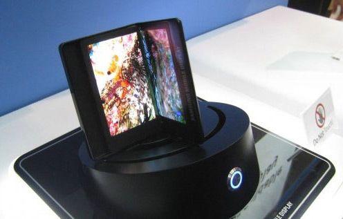 Samsung Galaxy Q, smartphone con pantalla de 5,3 pulgadas