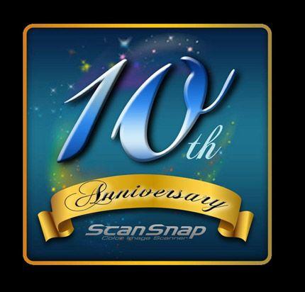 Los escáneres Fujitsu SnapScan cumplen 10 años