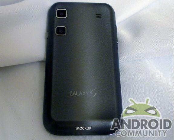 Samsung Galaxy 3D en camino
