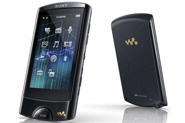 Sony presenta nuevos Walkman serie A, S y E