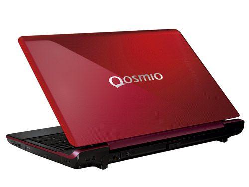 Toshiba Qosmio F750 3D