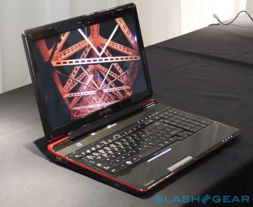 Toshiba anuncia el Qosmio F750 primer portátil 3D sin gafas 29