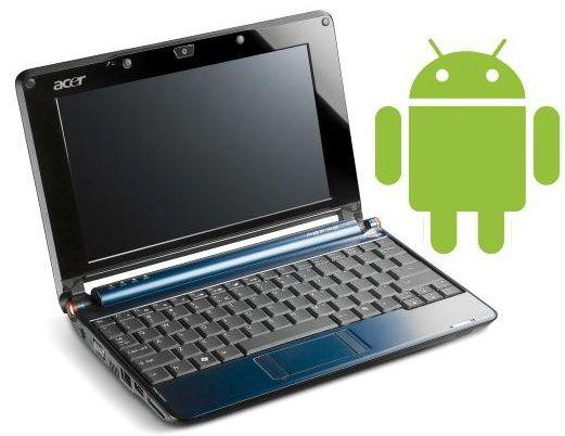 Acer prepara ultrabooks y portátiles Tegra 2 con Android 30