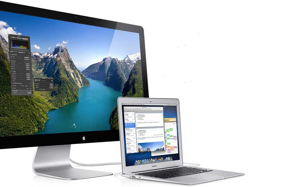 Apple Thunderbolt Display: precio, detalles y características