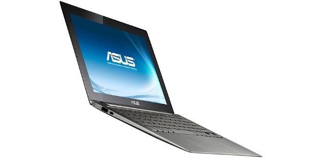 ASUS UX21, el primer ultrabook del mercado