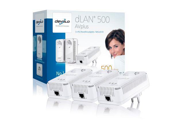 Devolo dLAN 500 AVplus, el PLC de referencia