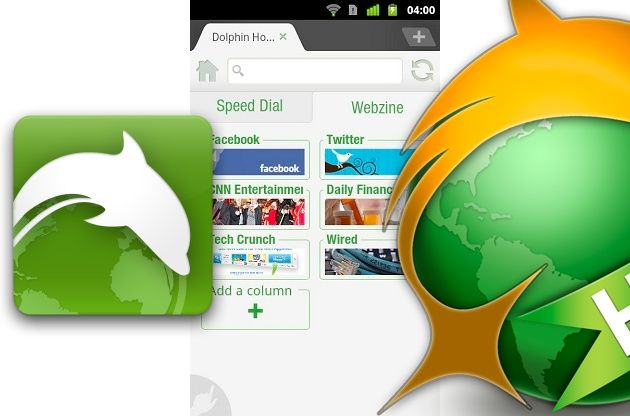 Dolphin Browser HD llega a la versión 6.0 para Android
